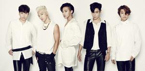 BIGBANGオフィシャルカット