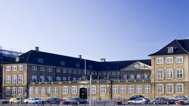 デンマーク国立博物館 外観