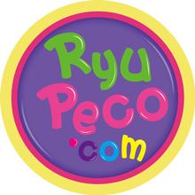 「RyuPeco.com」ロゴ