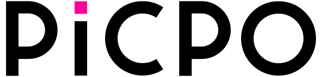 『PICPO』ロゴ