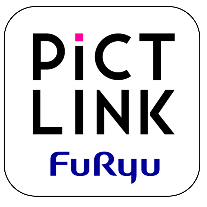『PICT LINK』ロゴ