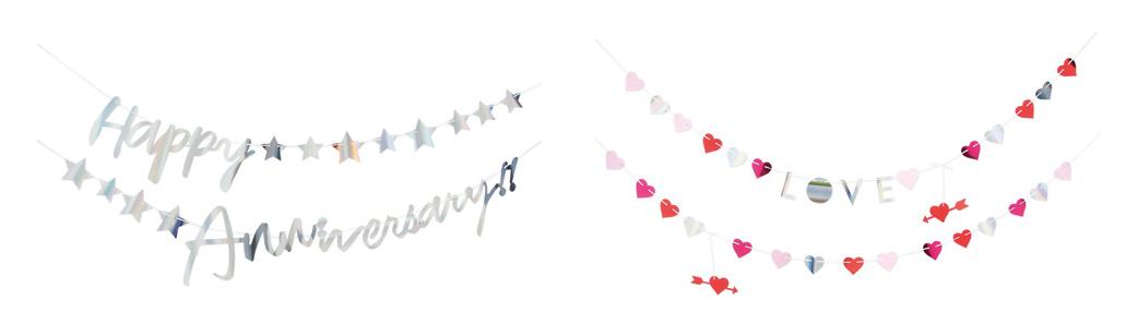 パーティーガーランド(アニバーサリー/LOVE)