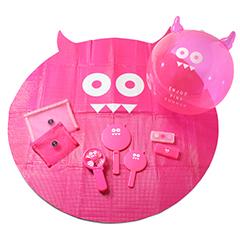プリ機『ピンモン』のキャラクター商品イメージ