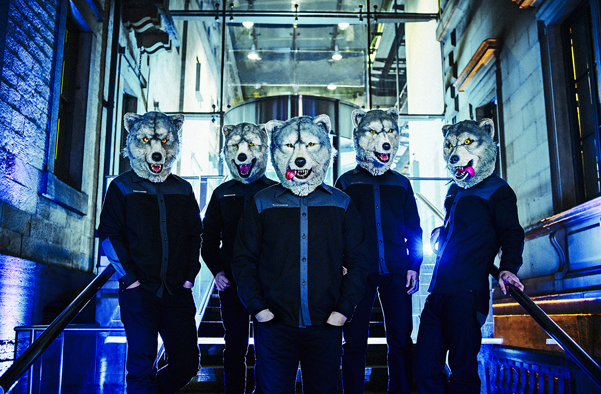 「MAN WITH A MISSION」イメージ