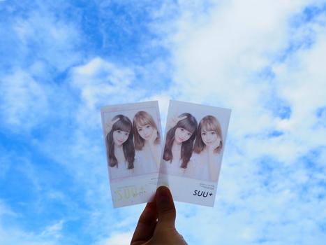 SUU+空映え写真
