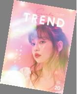 雑誌GIRLS'TREND 20号表紙