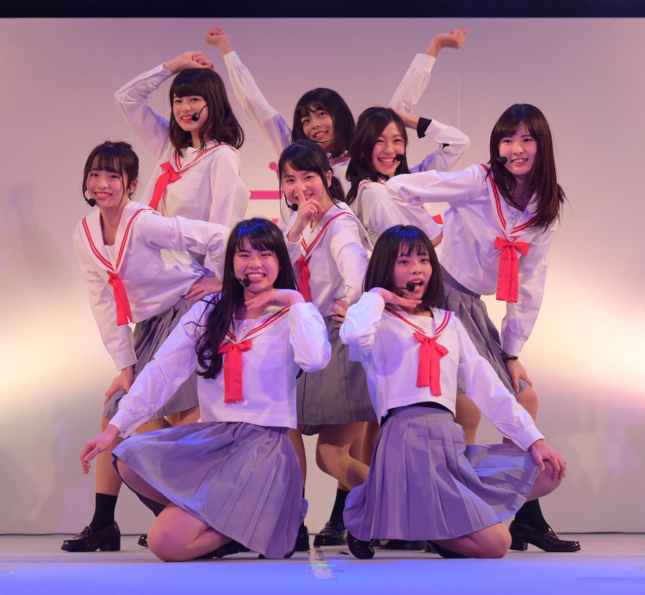 「女子高生ミスコン2018」受賞者